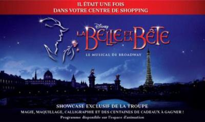 La comédie musicale La Belle et la Bête