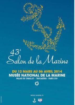 Le Salon de la Marine 2014 au Musée de la Marine