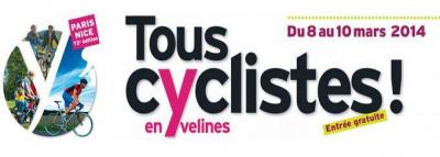 Tous Cyclistes en Yvelines 2014