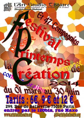 Festival Printemps de la Création 2014