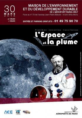 L'Espace et la Plume - Premières rencontres franciliennes