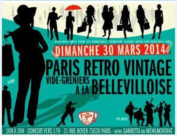 Paris Retro Vintage Market