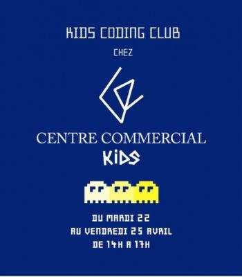 Master class Kids Coding Club chez Centre Commercial Kids