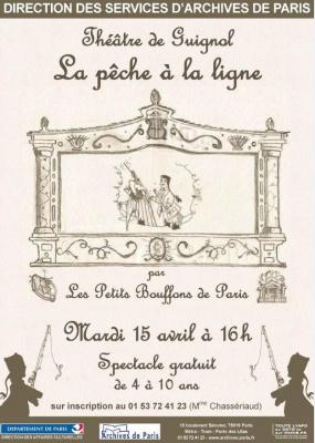 Le théâtre de Guignol aux Archives de Paris