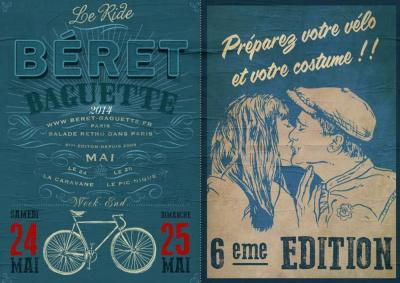 Le Ride Béret Baguette 2014