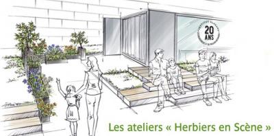 Les ateliers Herbiers en Scène de l'Institut Klorane