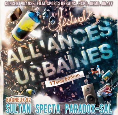Festival Alliances urbaines 2014