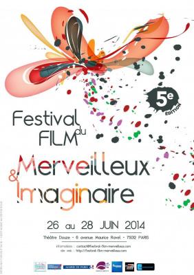 Festival du Film Merveilleux et Imaginaire 2014