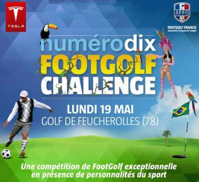 FootGolf Challenge aux couleurs de la Samba