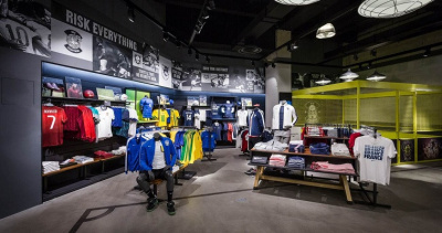 Lancement du 1er flagship Nike aux 4 Temps