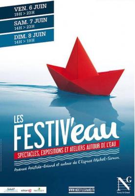 Les Festiv'eau 2014 à Noisy-le-Grand