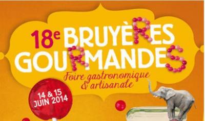 Foire artisanale des Bruyères Gourmandes à Courbevoie