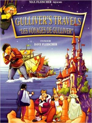 Ciné gourmand au Cinéma la Pagode : Les Voyages de Gulliver