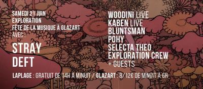 Fête de la Musique 2014 à Glazart