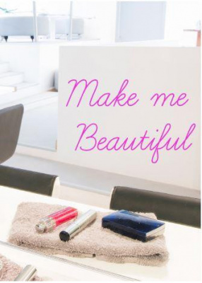Atelier Make Me Beautiful à l'Entrepôt