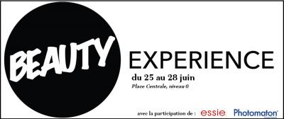La « Beauty Experience »  à Carré Sénart