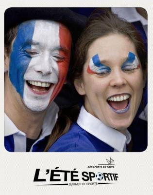 L'été sportif d'Aéroports de Paris