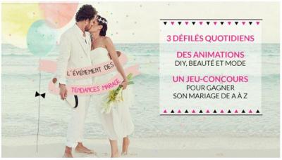 Mariage au carrousel 2014 - Le Salon du Mariage du Carrousel du Louvre