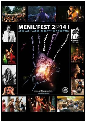 Festival Ménil'Fest ! 2014