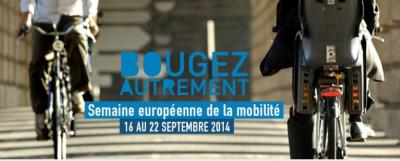 Semaine de la Mobilité 2014 à Paris