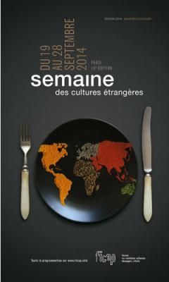 Semaine des Cultures Etrangères 2014