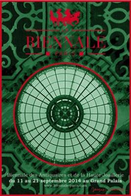 La Biennale des Antiquaires 2014 au Grand Palais