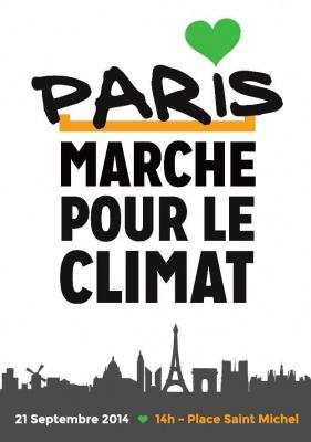 Paris Marche pour le Climat