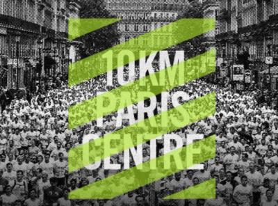 10 km Paris Centre 2014, le parcours