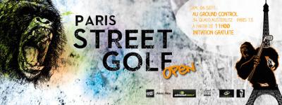 Le championnat de France de Street Golf Jette l'ancre à Paris