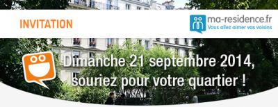 Souriez pour votre quartier, le grand portrait de famille des parisiens