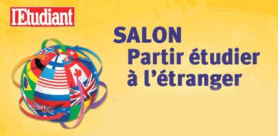 Salon partir tudier l tranger 2018 for Porte de versailles salon formation artistique