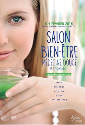 Salon bien tre m decines douces et thalasso 2015 for Salon bien etre rennes