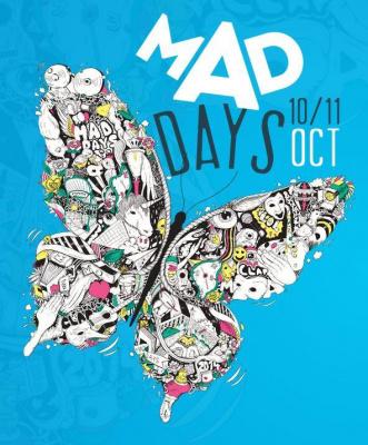 Mad Days - Journée mondiale de la santé mentale