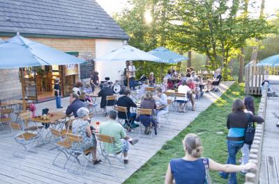 Le camping Huttopia de Rambouillet vous accueillent pour des week-end festifs