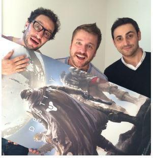 Activision s'installe à la Paris Games Week 2014