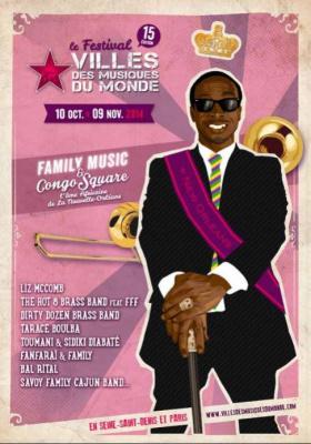 Festival Villes des Musiques du Monde 2014