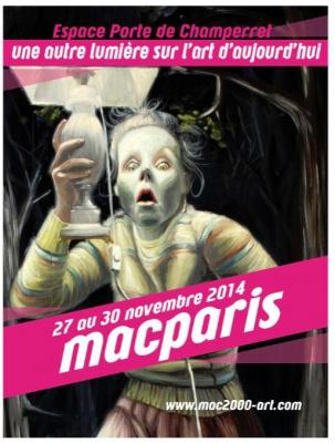 Macparis 2014 à l'Espace Champerret