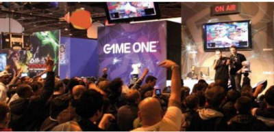 Game One à la Paris Games Week 2014