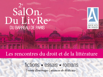 Salon du Livre du Barreau de Paris 2014
