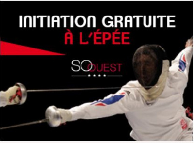 Animation Escrime à So Ouest