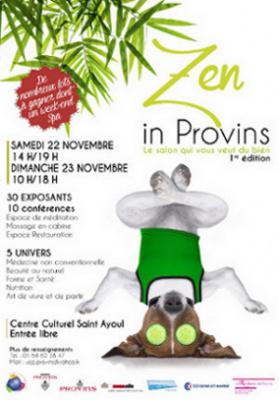 Zen In Provins 2014, le salon qui vous veut du bien