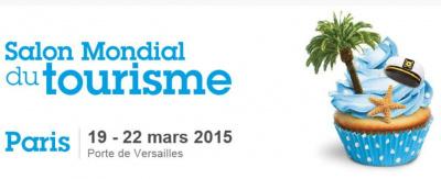 Le Salon Mondial du Tourisme à Paris 2015