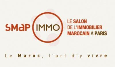 Smap immo le salon de l immobilier marocain 2017 paris for Salon de l immobilier paris 2017