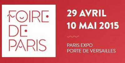 La Foire de Paris 2015
