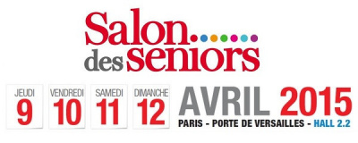 Le Salon des Séniors 2015 à Paris