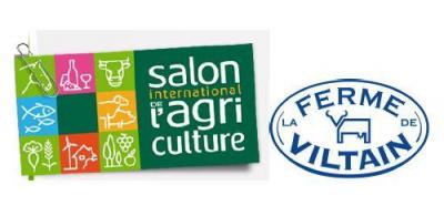 La Ferme de Viltain au Salon International de l'Agriculture 2015
