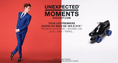 Les Unexpected Moments de So Ouest