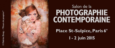 Le Salon de la Photographie Contemporaine 2015 Place Saint Sulpice