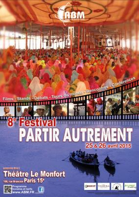 Festival Partir Autrement 2015 au Théâtre Montfort