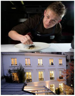 jordan vignal le jeune chef prodige de top chef 2014 l atelier guy martin. Black Bedroom Furniture Sets. Home Design Ideas